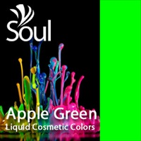 Apple Green Color - 500ml