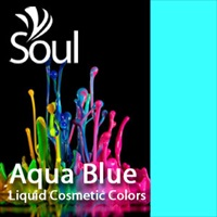 Aqua Blue Color - 500ml