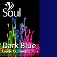 Dark Blue Color - 10ml