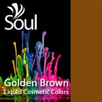 Golden Brown Color - 10ml