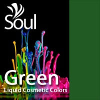 Green Color - 10ml