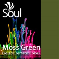 Moss Green Color - 10ml