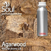 Natural Aroma Oil Agarwood - 500ml