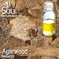 Herbal Oil Agarwood - 50ml