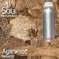 Herbal Oil Agarwood - 500ml