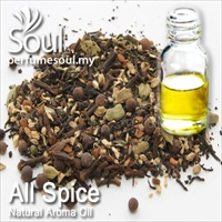 Natural Aroma Oil Allspice - 10ml