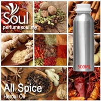 Herbal Oil Allspice - 500ml