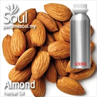 Herbal Oil Almond - 500ml