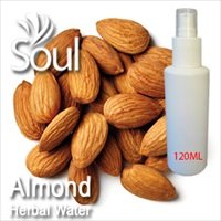 Herbal Water Almond - 120ml