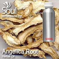 Herbal Oil Angelica Root - 500ml
