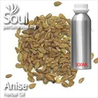 Herbal Oil Anise - 500ml