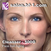 Face Anti Aging Cleanser - 500G