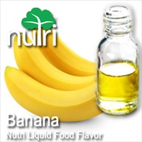 Food Flavor Banana - 50ml