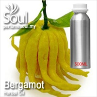 Herbal Oil Bergamot - 500ml