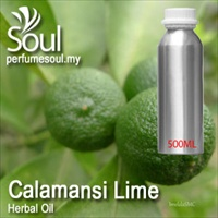 Herbal Oil Calamansi Lime - 50ml