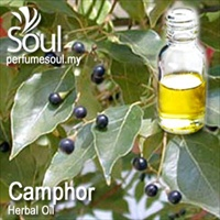 Herbal Oil Camphor - 50ml