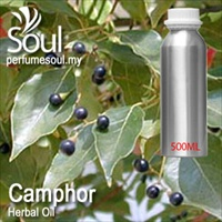 Herbal Oil Camphor - 500ml