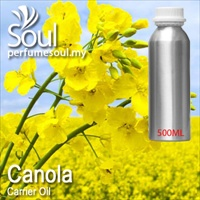 Carrier Oil Canola (Rapeseed) - 500ml
