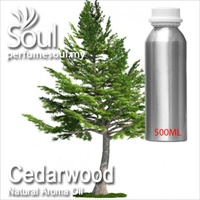 Natural Aroma Oil Cedar Wood - 500ml