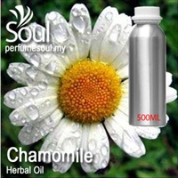 Herbal Oil Chamomile - 500ml