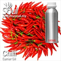 Carrier Oil Chilli - 500ml