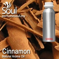 Natural Aroma Oil Cinnamon - 500ml