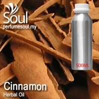 Herbal Oil Cinnamon - 500ml