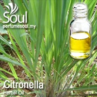 Herbal Oil Citronella - 50ml