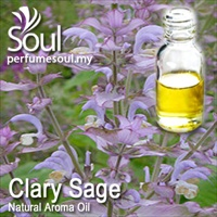 Natural Aroma Oil Clary Sage - 10ml