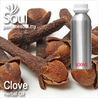 Herbal Oil Clove - 500ml
