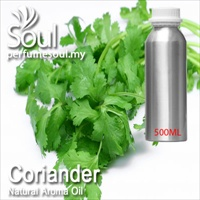 Natural Aroma Oil Coriander - 500ml