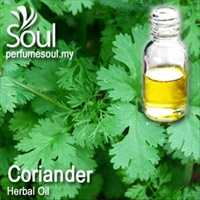 Herbal Oil Coriander - 50ml