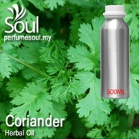 Herbal Oil Coriander - 500ml