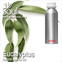 Natural Aroma Oil Eucalyptus - 500ml