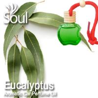 Eucalyptus Aromatic Car Perfume Oil - 8ml