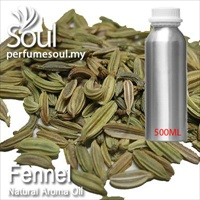 Natural Aroma Oil Fennel - 500ml