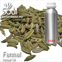 Herbal Oil Fennel - 500ml