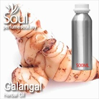 Herbal Oil Galangal - 500ml
