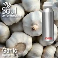 Herbal Oil Garlic - 500ml