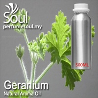 Natural Aroma Oil Geranium - 500ml