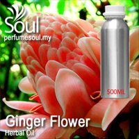 Herbal Oil Ginger Flower - 500ml