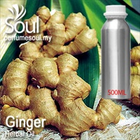 Herbal Oil Ginger - 500ml