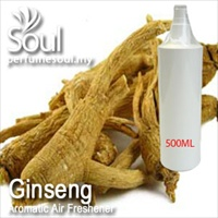 Aromatic Air Freshener Ginseng - 500ml