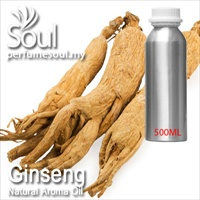 Natural Aroma Oil Ginseng - 500ml