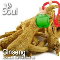 Ginseng Aromatic Car Perfume Oil - 8ml