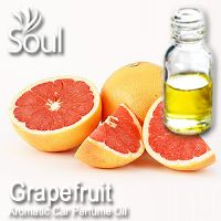 Grapefruit Aromatic Car Perfume Oil - 50ml