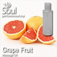 Massage Oil Grapefruit - 200ml