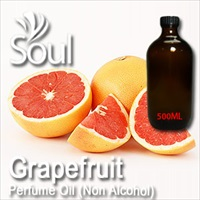 Perfume Oil (Non Alcohol) Grapefruit - 50ml