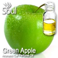 Green Apple Aromatic Car Perfume Oil - 50ml