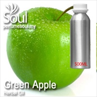 Herbal Oil Green Apple - 500ml